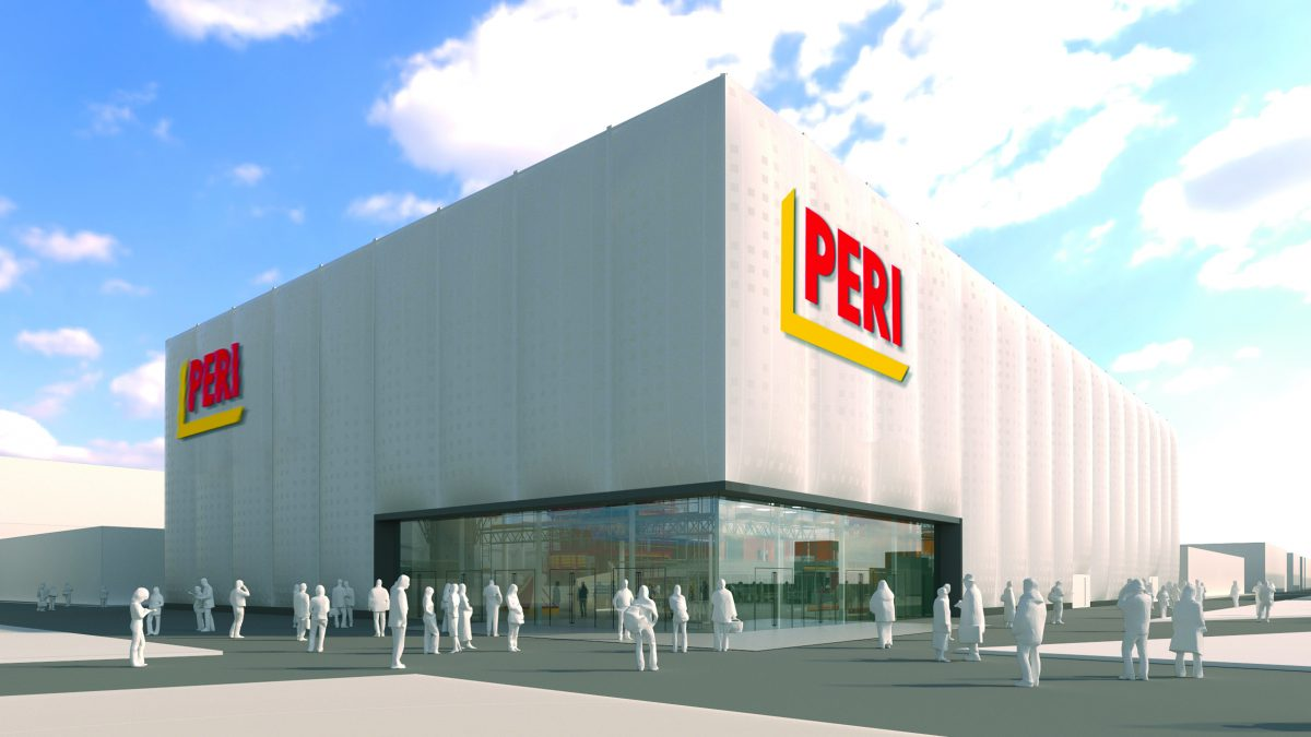PERI to showcase new developments for formwork and