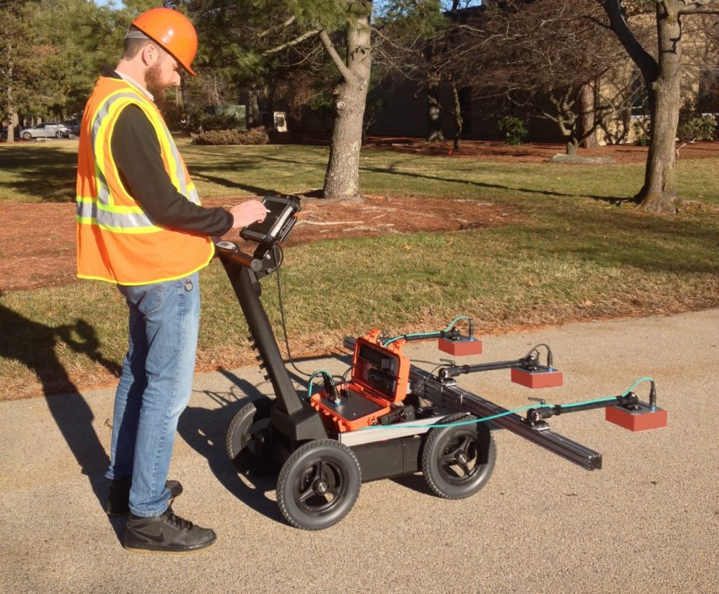 GSSI highlights PaveScan RDM Asphalt Density Assessment Tool at World of Asphalt 2019