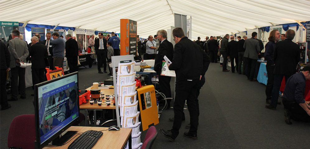 CEA exhibiting at the National Fluid Power (NFPC) Industry Open Day