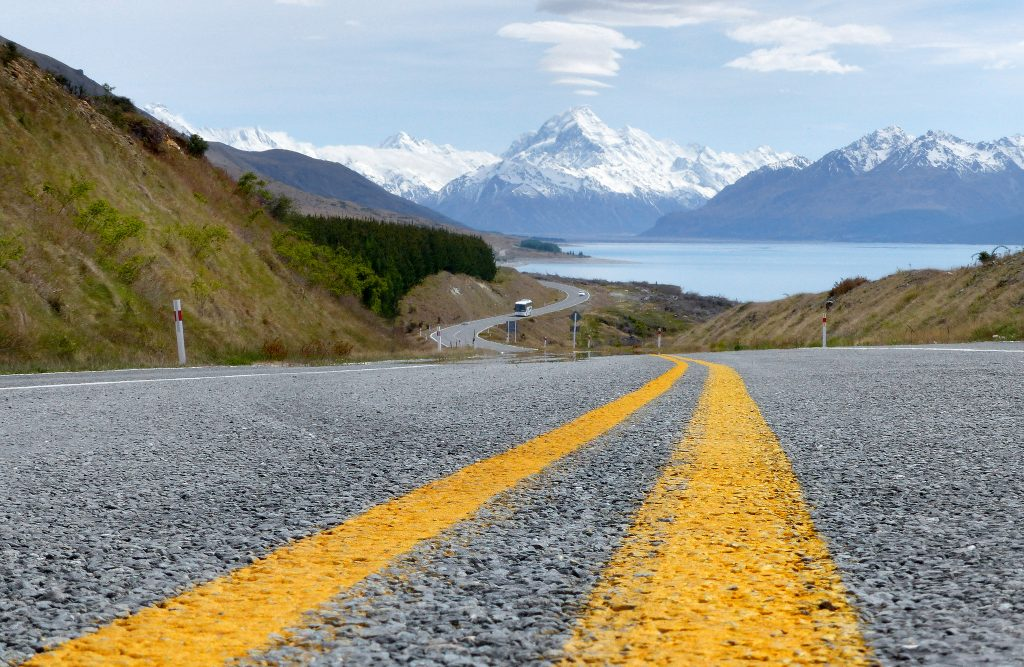 New Zealand - Photo by Bernard Spragg. NZ