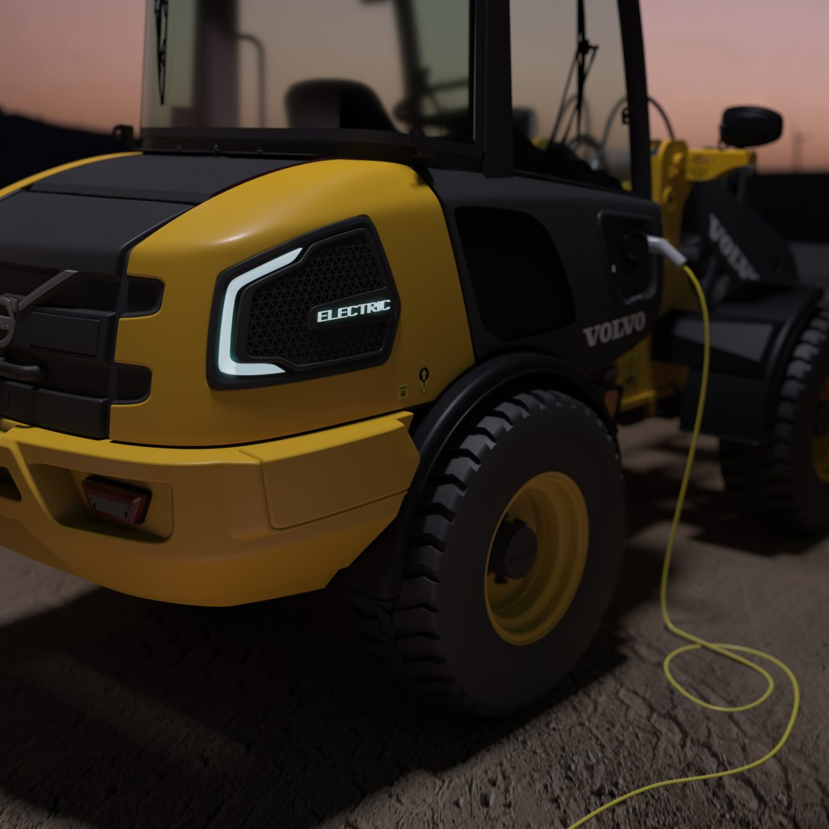 Volvo looks to an Electric Construction Future at bauma 2019