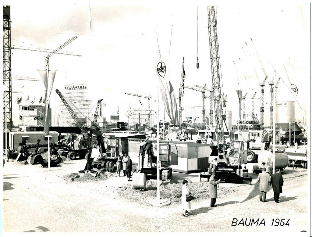 SENNEBOGEN celebrates 60th year at bauma