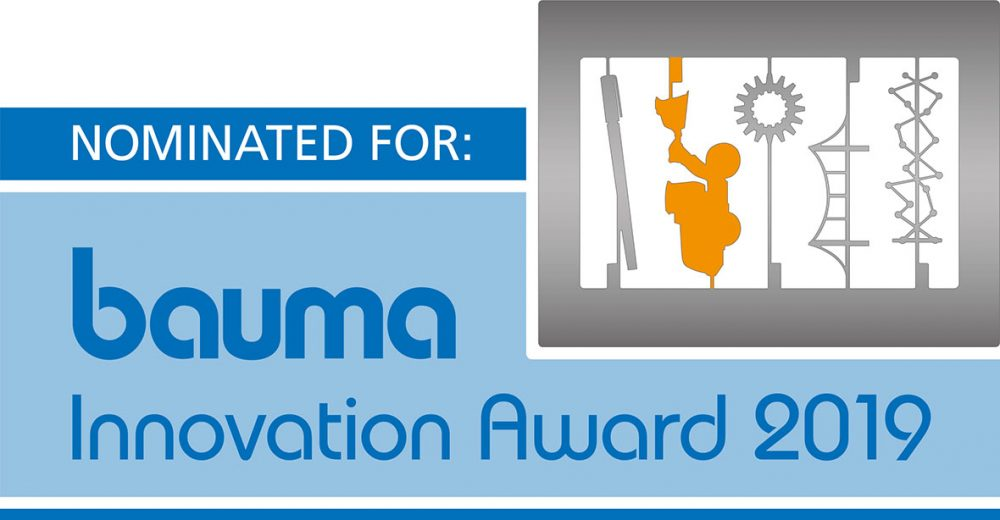 "Nominated for the Bauma Innovation Award in the ""Machine"" category: Wirtgen's new generation of large milling machines with MILL ASSIST."