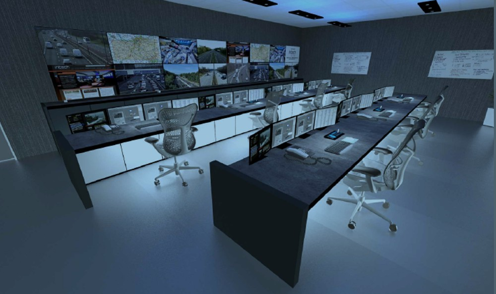 Eurovia Contracting South wins £1.6m CCTV Control Room relocation contract