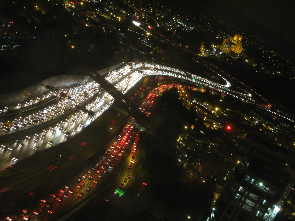 NIC warns about the cost of congestion which INRIX estimates at £8 billion for 2018