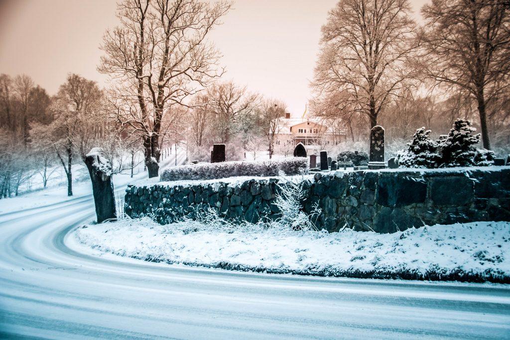 Winter - Photo by Maria Eklind