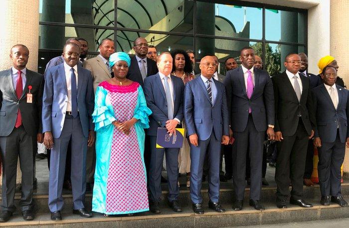 AfDB and ECOWAS sign study agreement for Abidjan to Lagos Corridor Highway