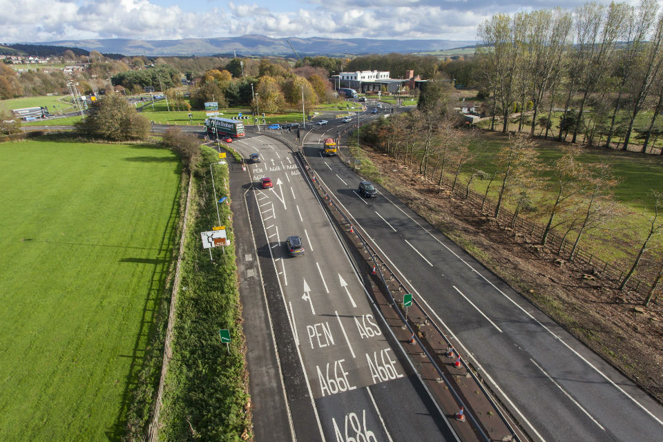Highways England consultation on A66 improvements to start in May