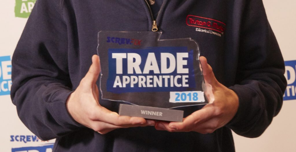 Do you have what it takes to be crowned Screwfix Trade Apprentice 2019?