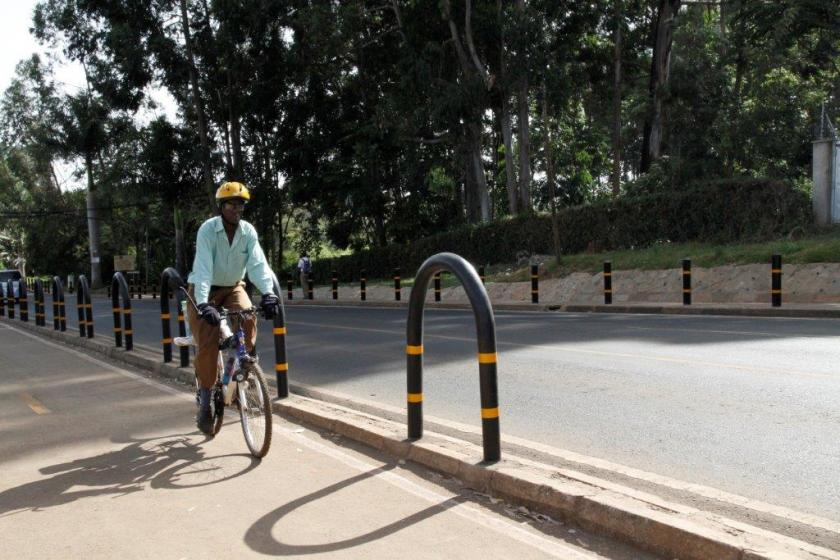 Kenya prioritising non-motorized transport to enhance road safety