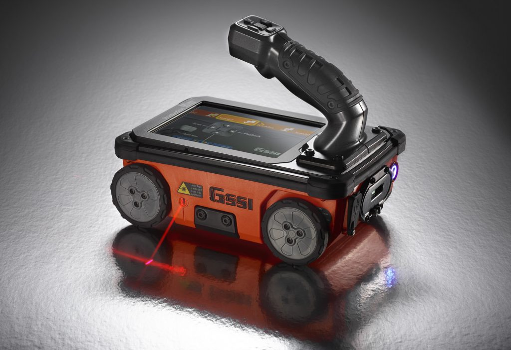 GSSI releases improved StructureScan Mini XT GPR