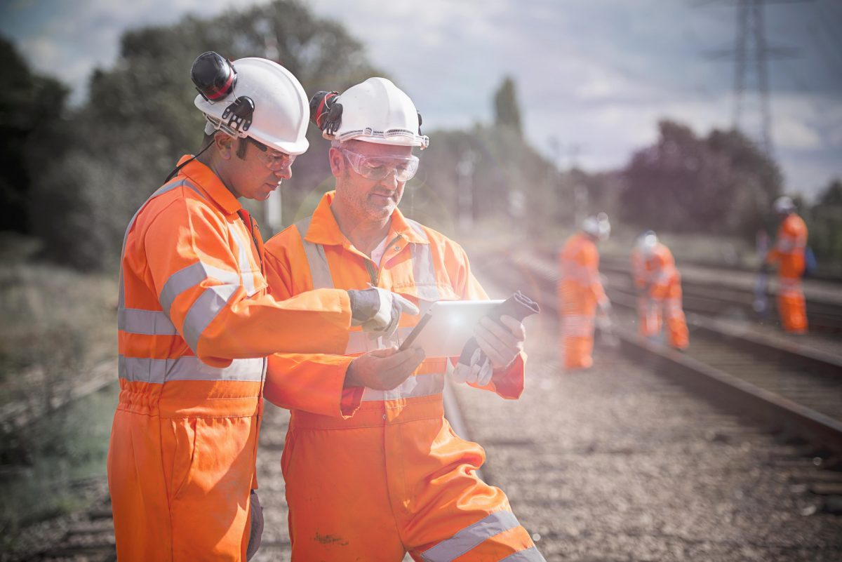 Competition winners announced for to drive automated rail infrastructure design