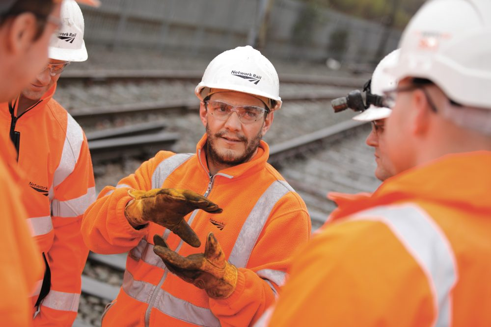 New service level commitments allow investors and builders to hold Network Rail to account
