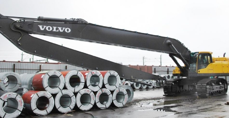Volvo Construction Equipment acquires special applications firm CeDe