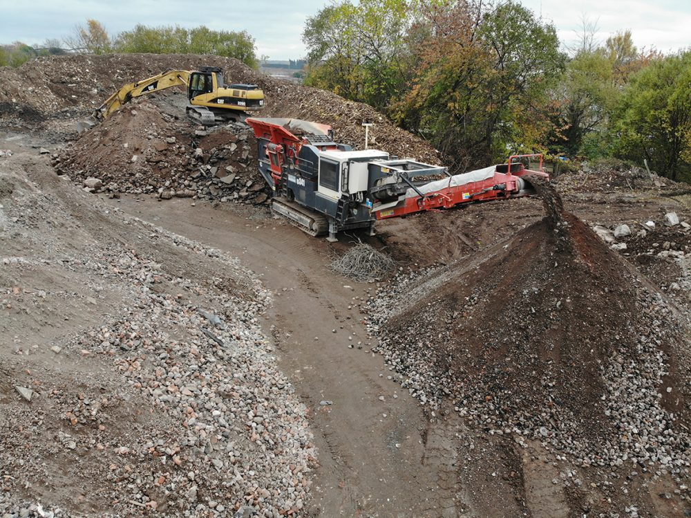 SJ Walchester gets a major boost with Sandvik QJ341 with Security+
