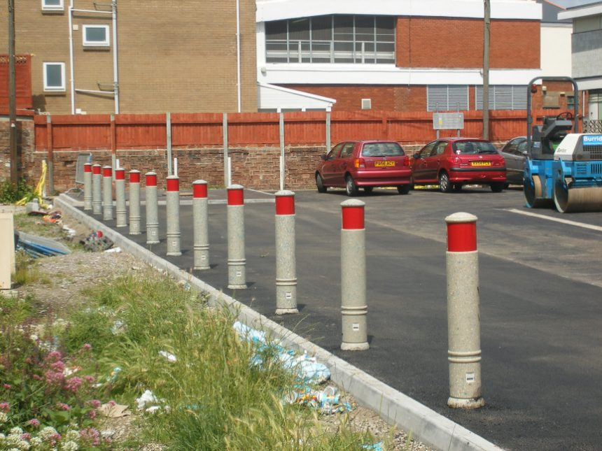 Eco Friendly Bollards for a Greener Environment