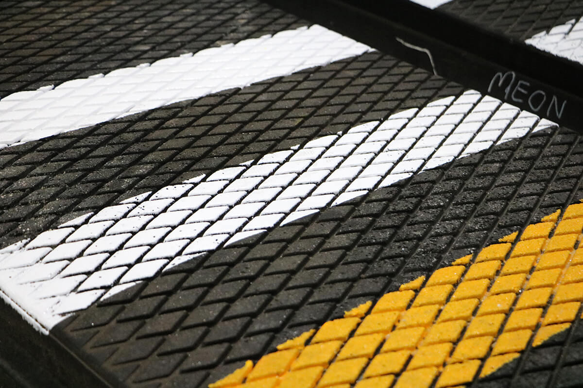 Road Marking innovations highlight how technology is driving change at Traffex