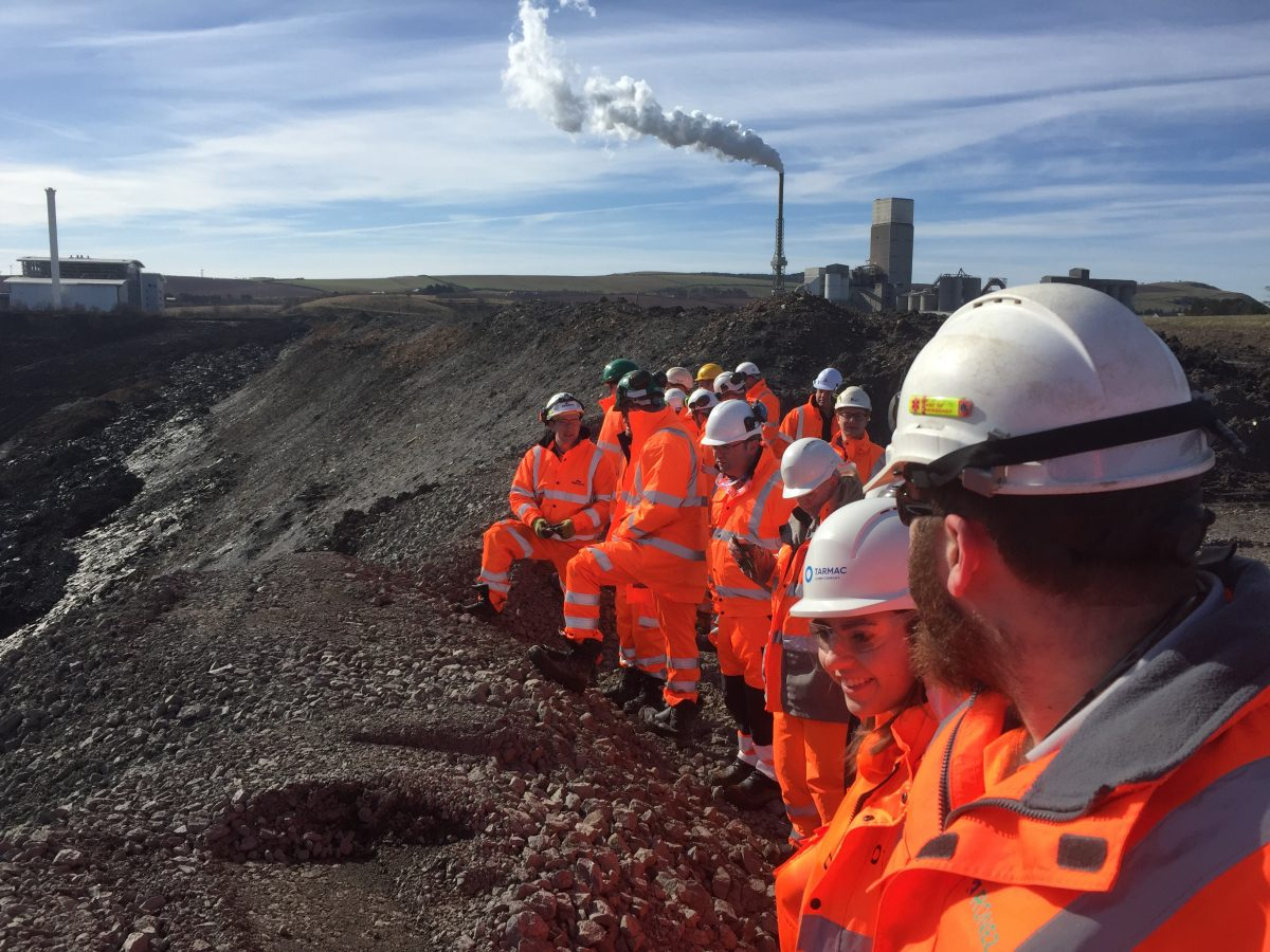 Institute of Quarrying UK Study Tour to focus on the North West