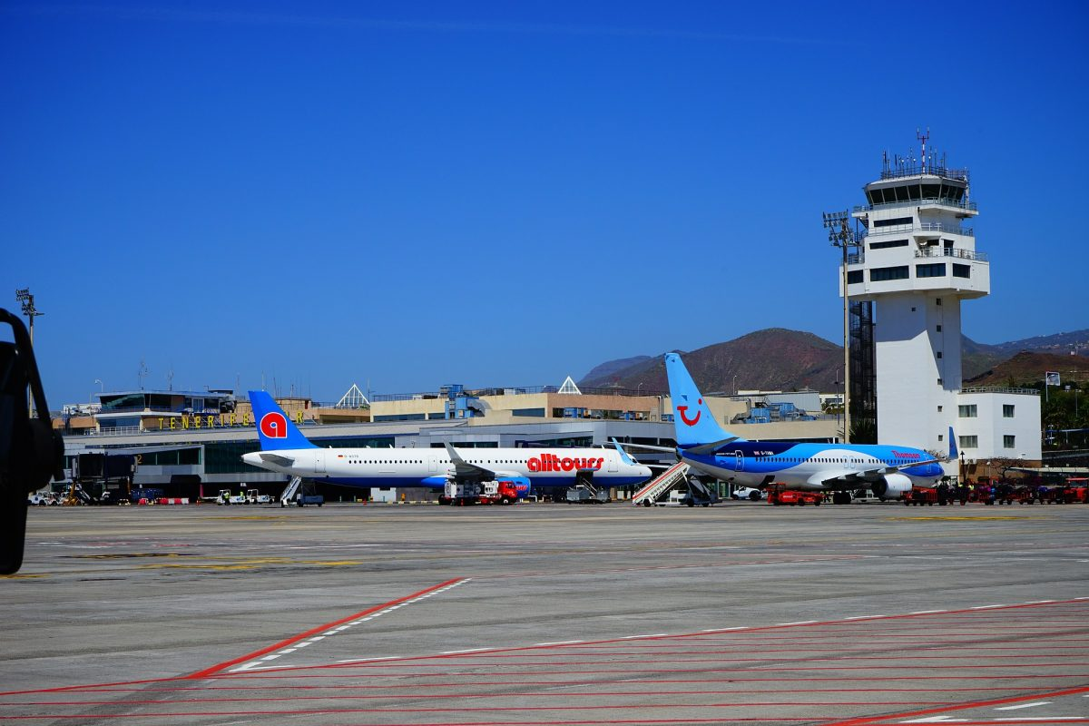 Sacyr awarded construction of Tenerife South Airport interconnecting building