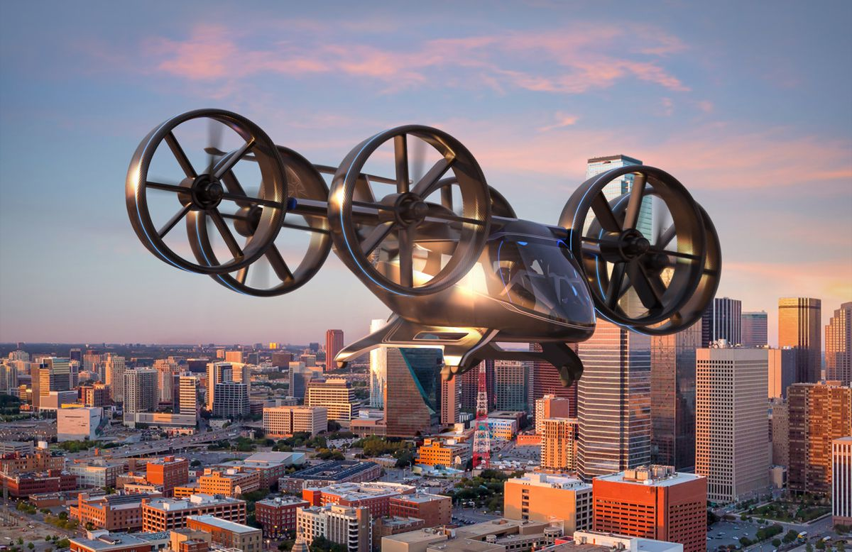 Bell Nexus Autonomous Pod Transport set to be the Air Taxi of tomorrow