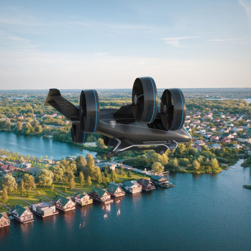Bell Nexus Autonomous Pod Transport set to be the Air Taxi of tomorrow