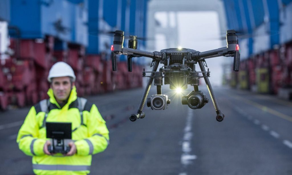 DJI improves Enterprise Drones for next level commercial drone operations