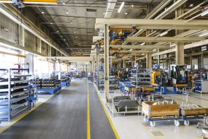 Liebherr-France SAS invests €5 million in new assembly line
