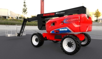 Manitou presents handling solutions for today and tomorrow at bauma