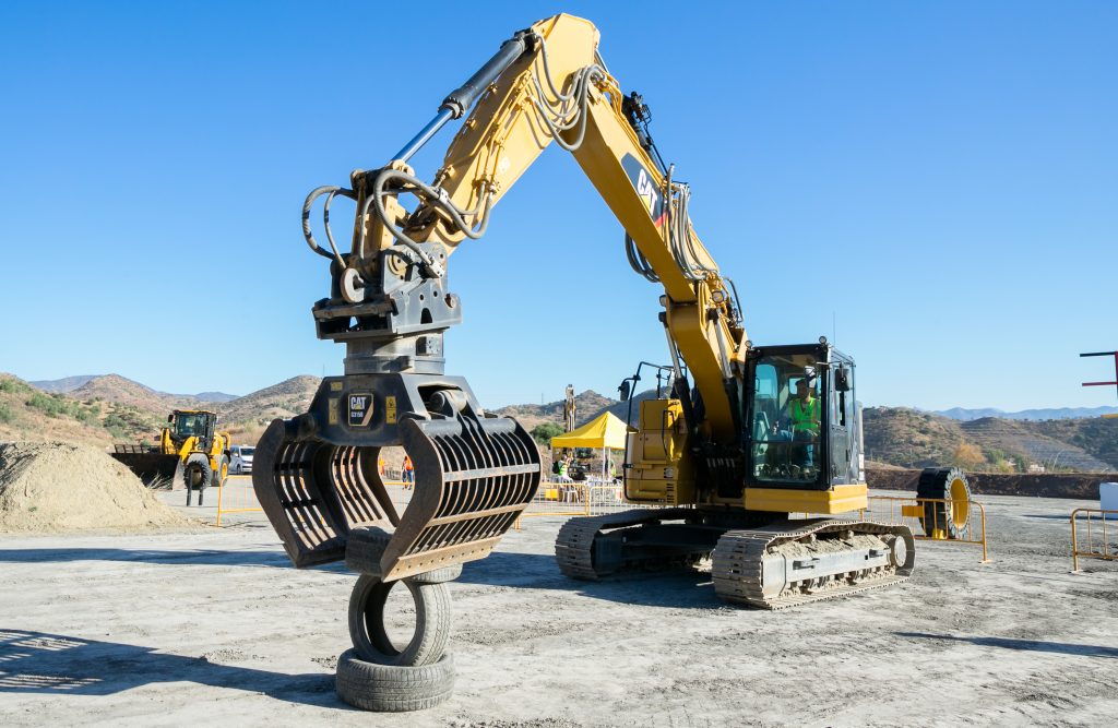 Caterpillar Global Operator Challenge to find the world's best Operators