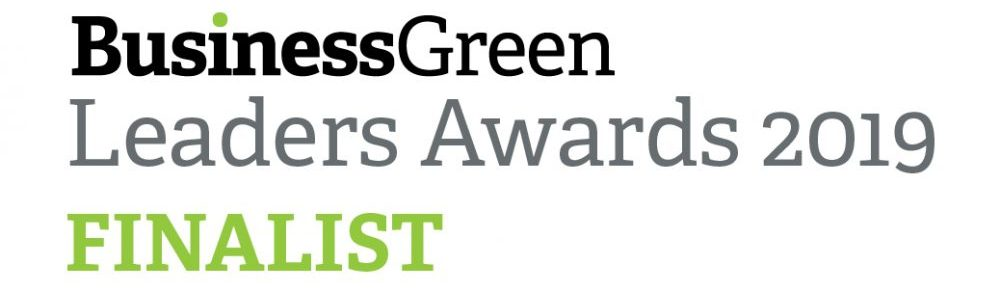 BusinessGreen Leaders Awards Finalist
