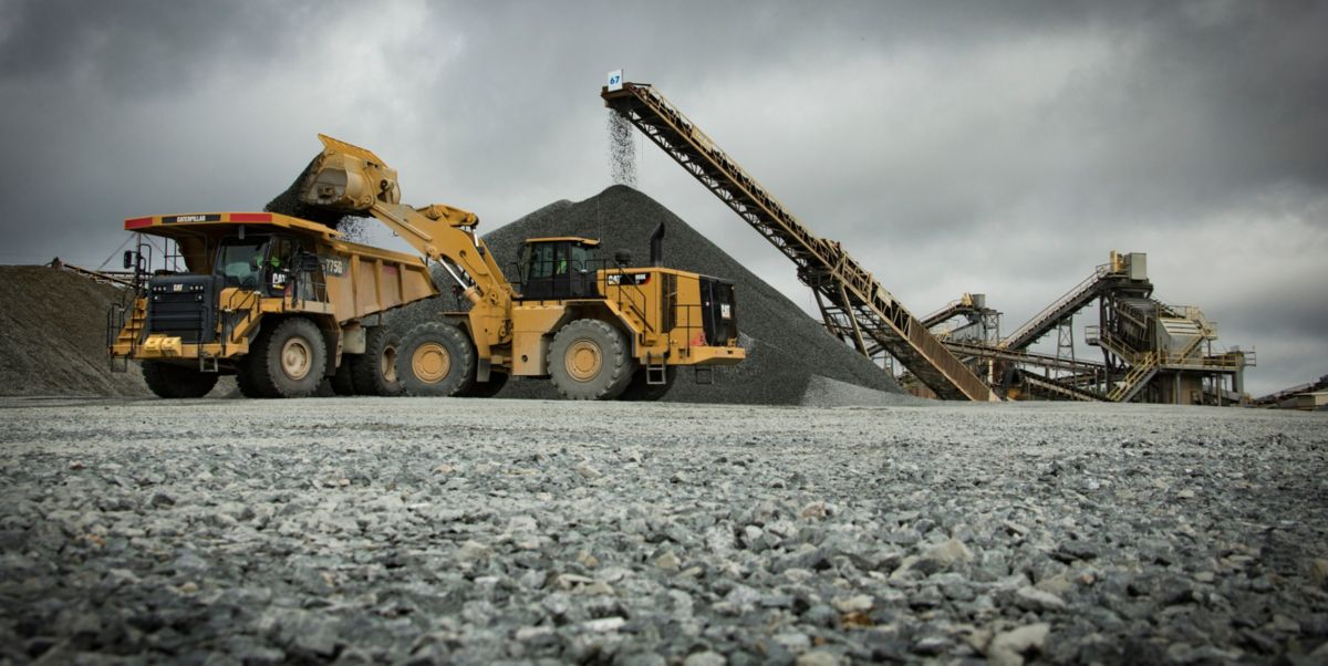 Huge range of Cat Equipment, Technology and Services on display at bauma