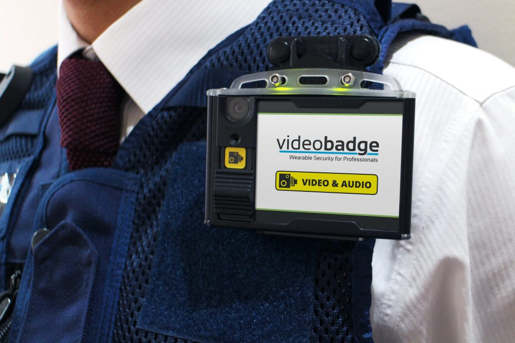 Body worn cameras transforming safety in the parking sector