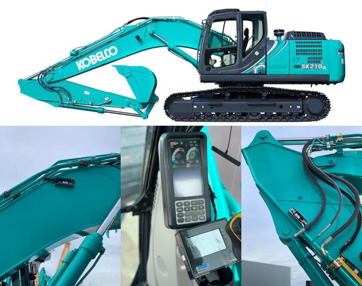 GKD Technologies and Kobelco team up at Bauma
