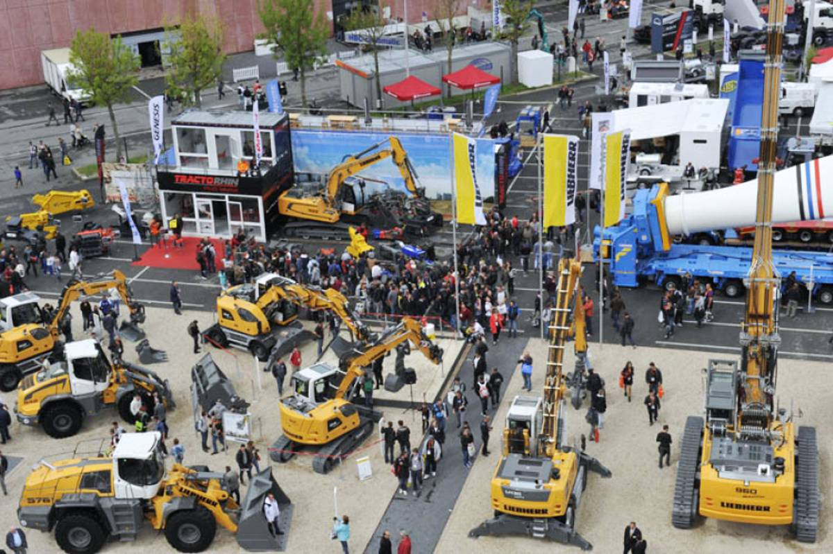 INTERMAT Paris set for April 2021