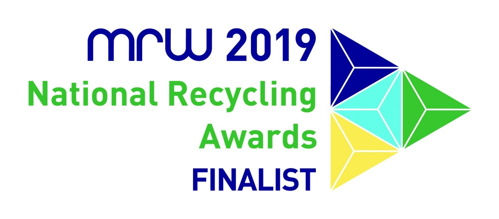National Recycling Awards Finalist
