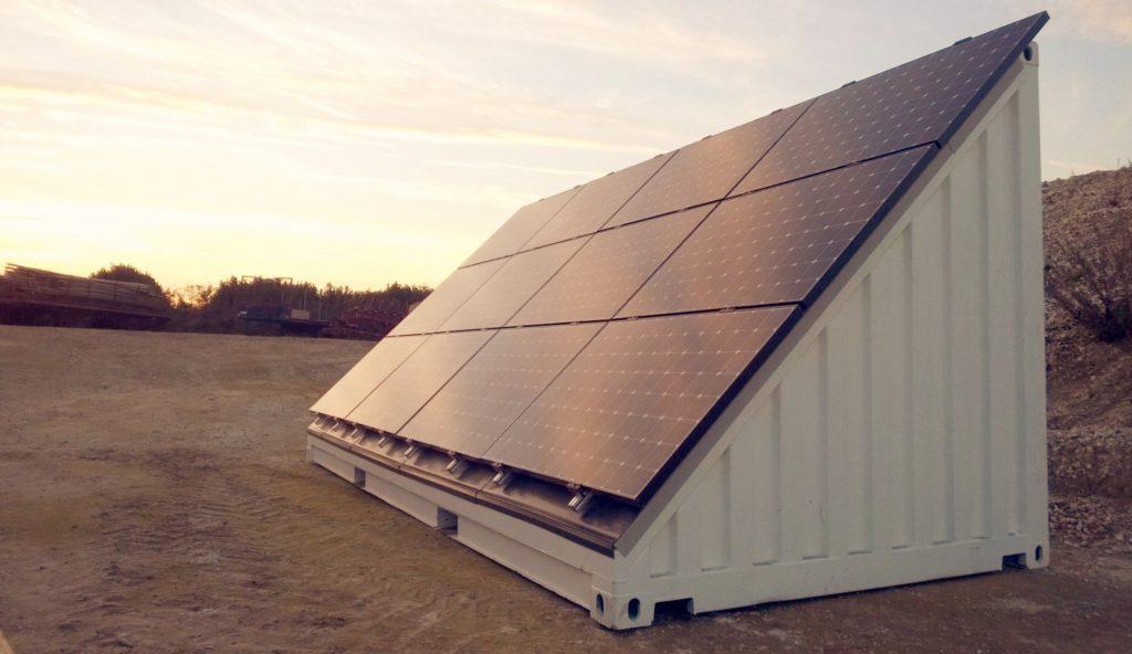 Prolectric acquires the Solatainer Solar Generator