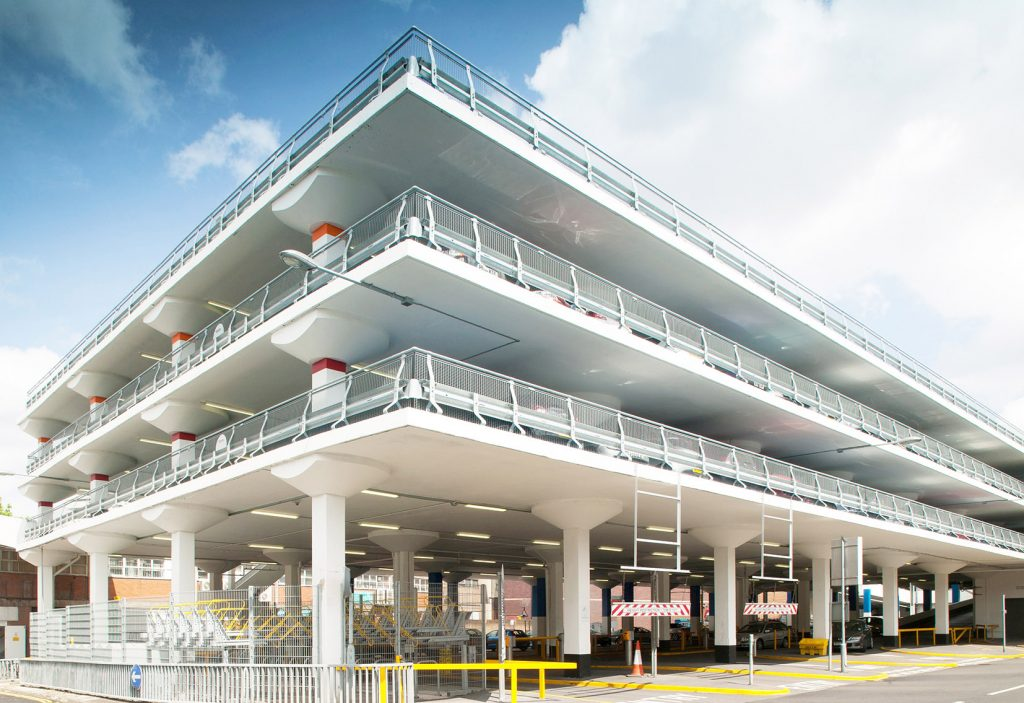 Berry Systems showcases turnkey parking solutions at Traffex