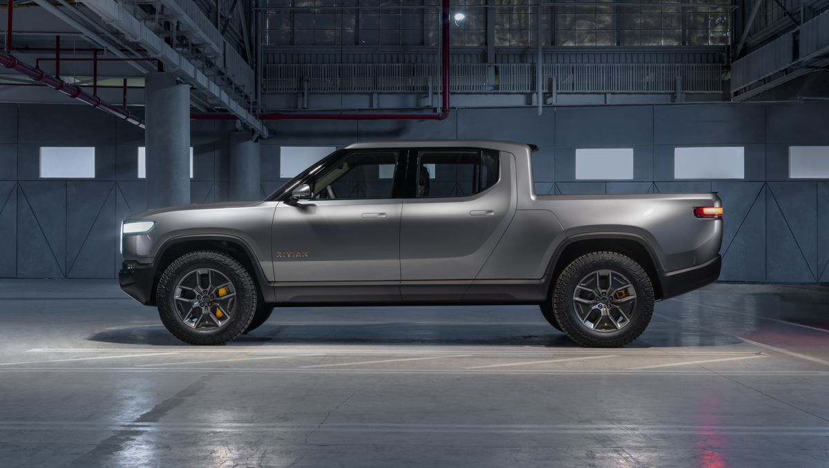Rivian announces $500m Ford partnership for electric vehicles
