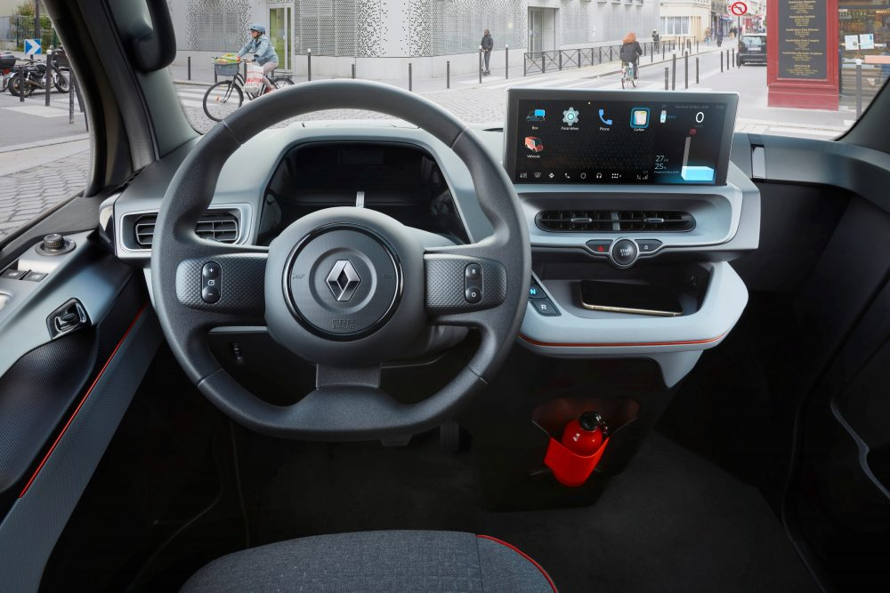 Dassault Systèmes enables Renault to experiment with Electric Delivery Van