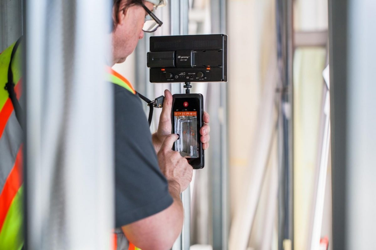 Leica BLK3D imager powers real-time 3D measurement for visual construction