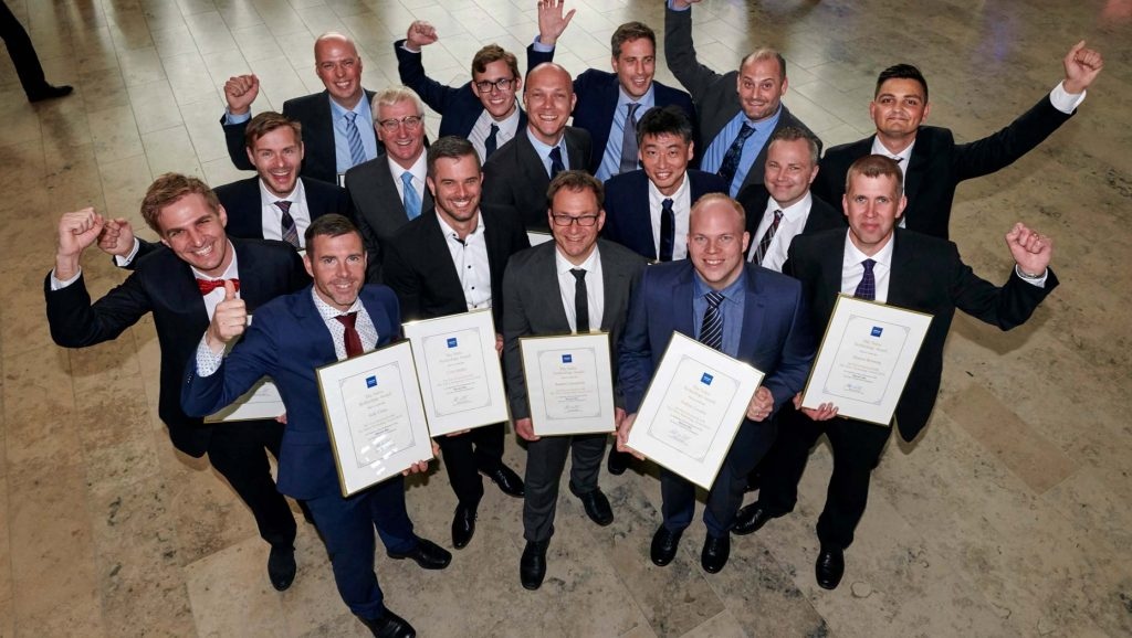 Electric Quarry site wins Volvo Technology Award