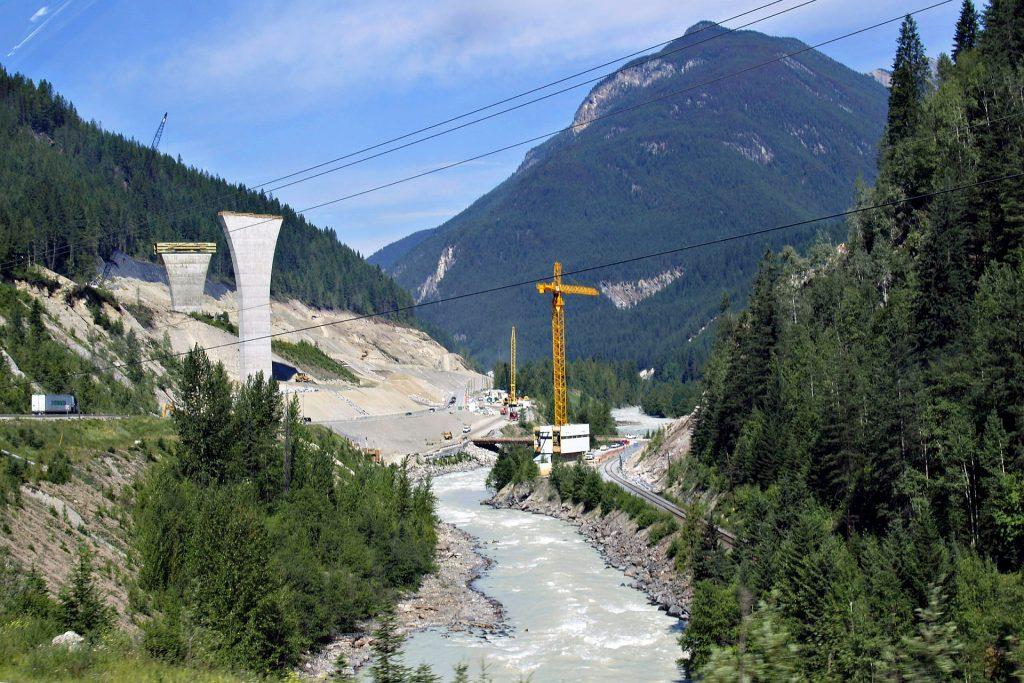 Canada Bridge Construction