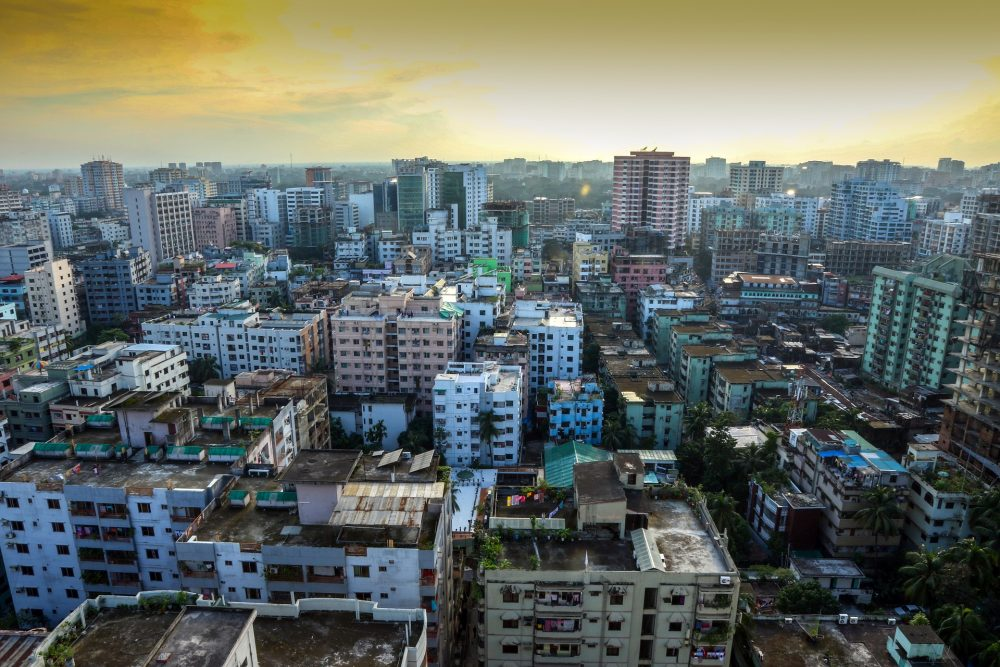 World Bank improving the infrastructure of four large neighbourhoods in Dhaka