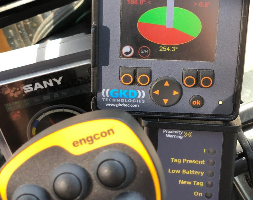 Nasco Load Indicators debuts their One Stop Shop Demo Machine at Plantworx