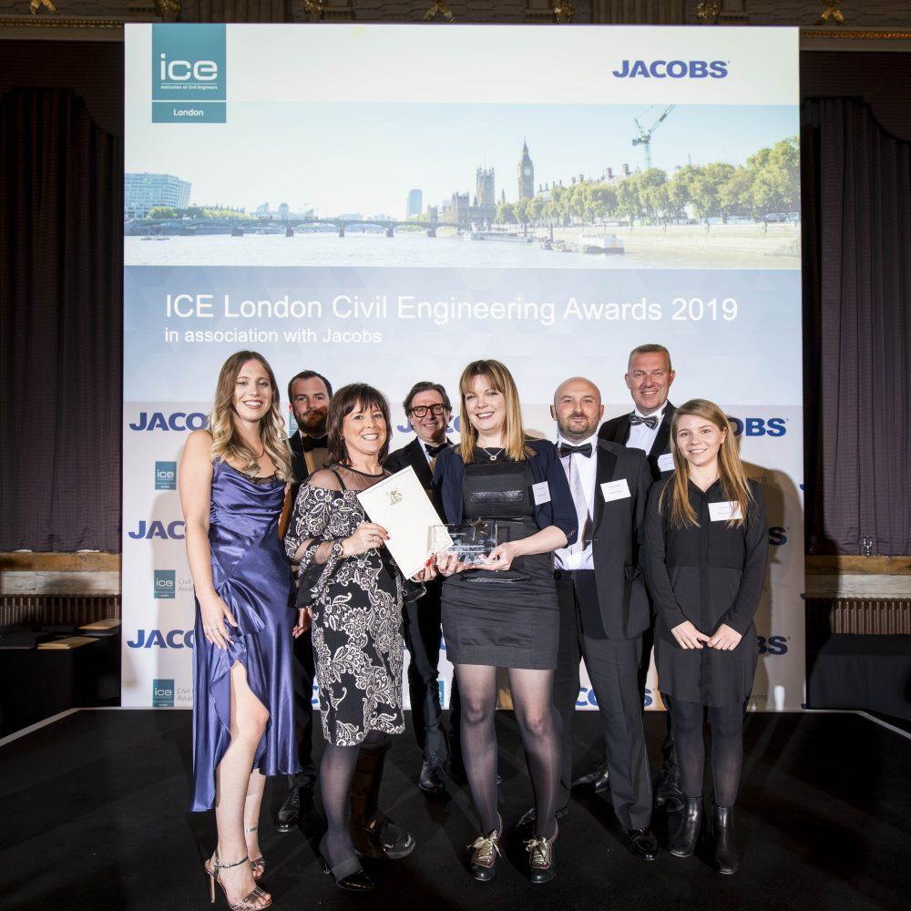 Hackney Wick wins ICE award