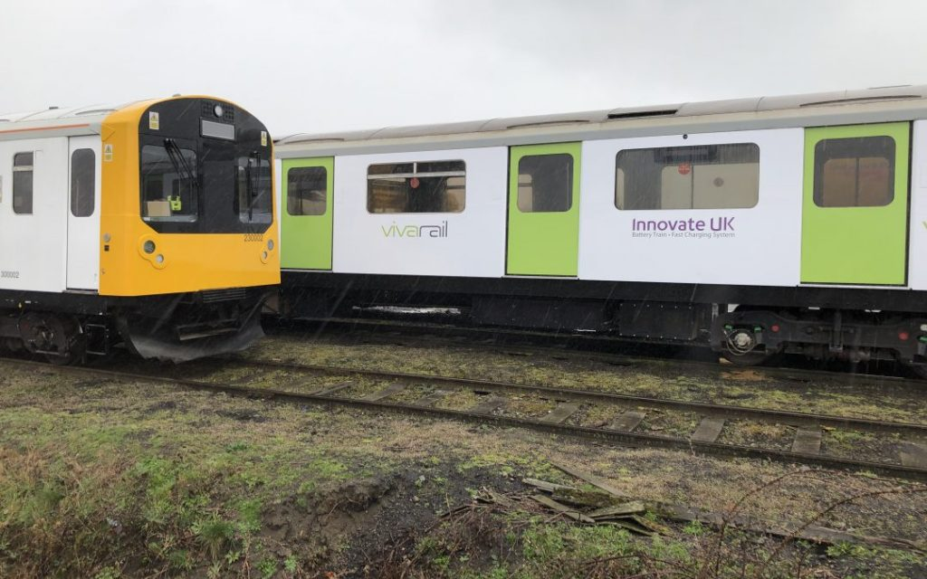 Eco-friendly train maker Vivarail increasing County Durham workforce