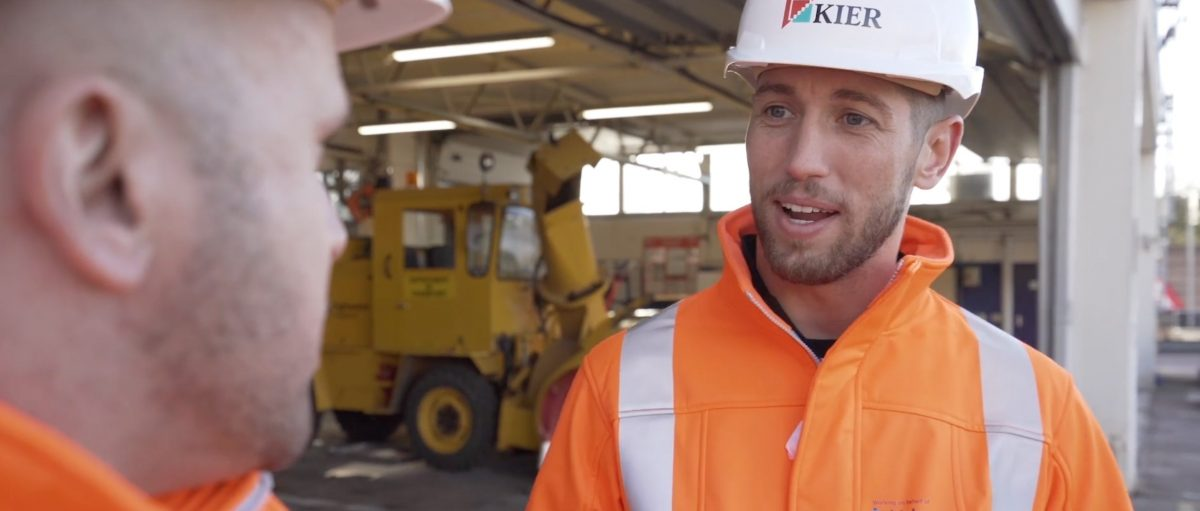 Kier launches Mental Health video series to support construction workers
