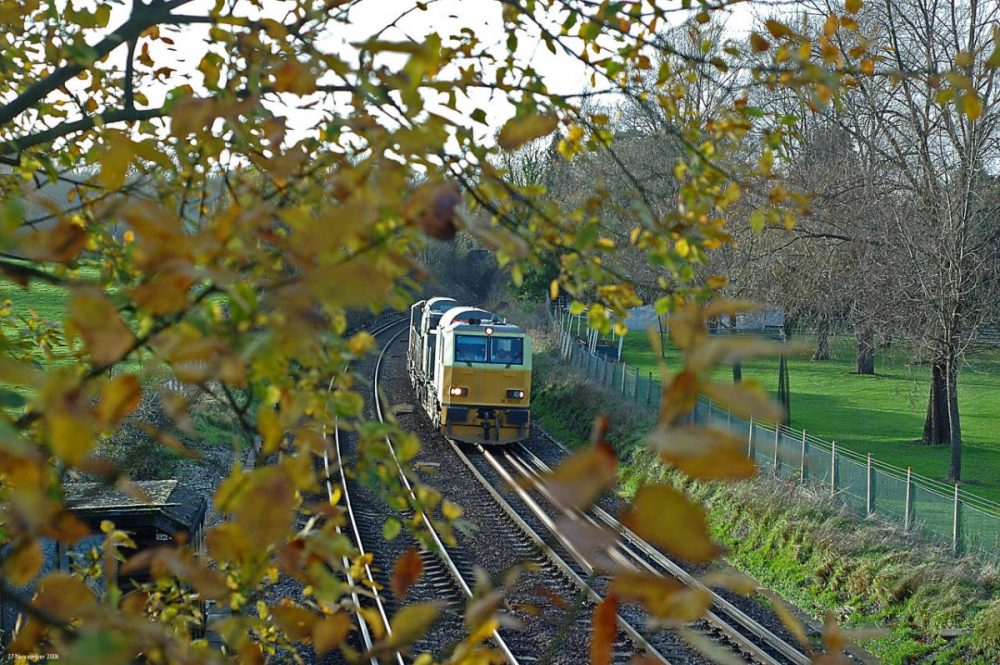 Network Rail announces £800m rail haulage and seasonal services contracts