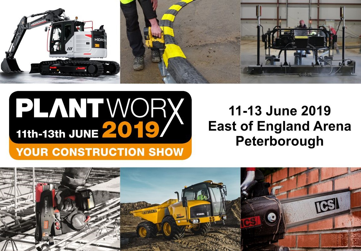 Plantworx 2019 features New Machines and Tech
