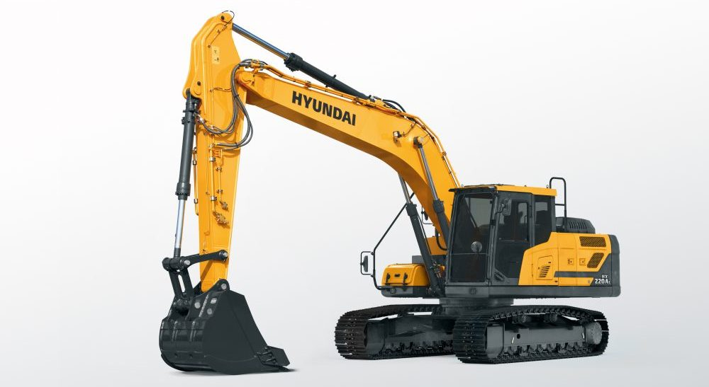 Hyundai Construction Equipment Europe returns to Plantworx with new models